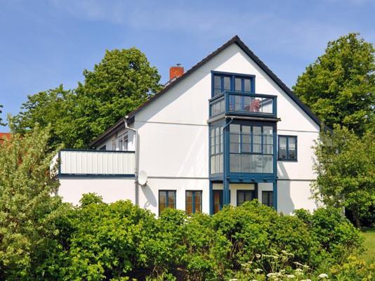 Ferienwohnung Kranich in Ostseebad Wustrow; easyquartier.de Vermittlungsagentur