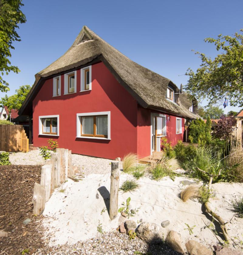 Ferienhaus Meeresträume Wohnung 1 easyquartier.de Ferienwohnungen in Wustrow finden